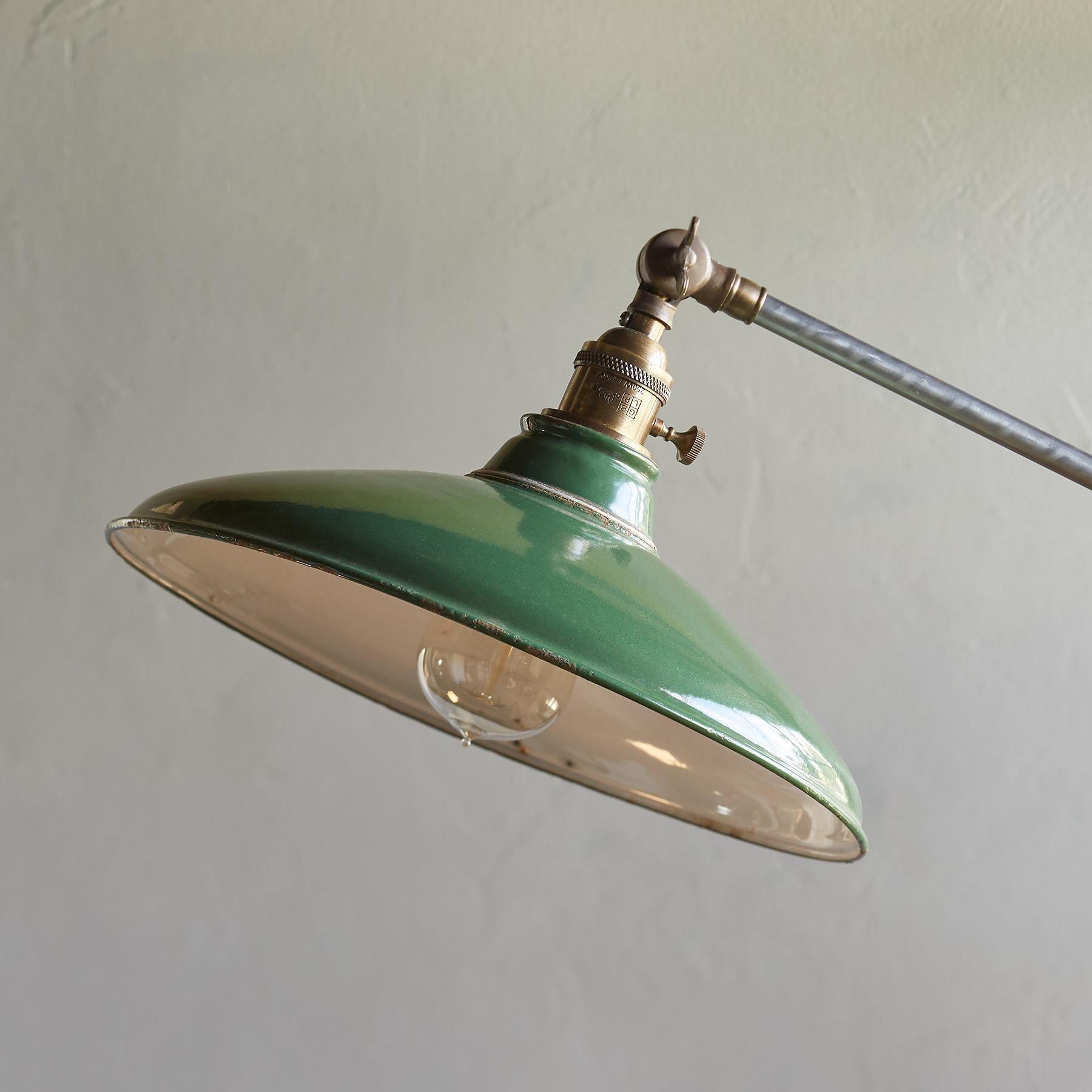 MANSFIELD FLOOR LAMP: View 2