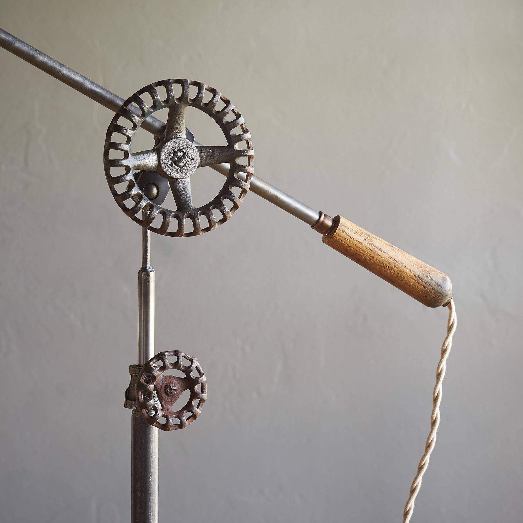 MANSFIELD FLOOR LAMP: View 3