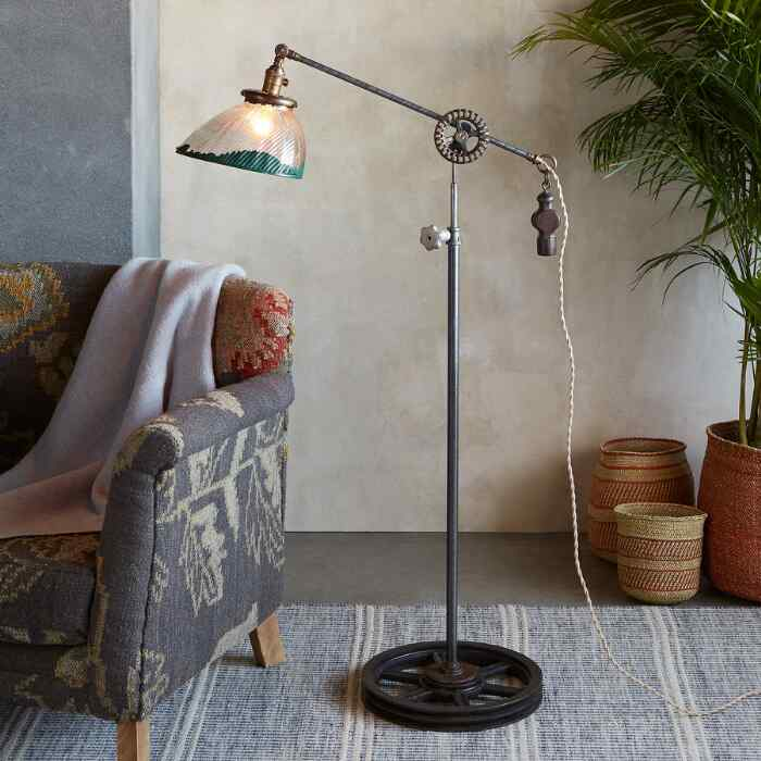 ROCKWOOD FLOOR LAMP