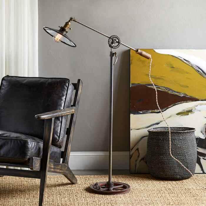 CHAPMAN FLOOR LAMP