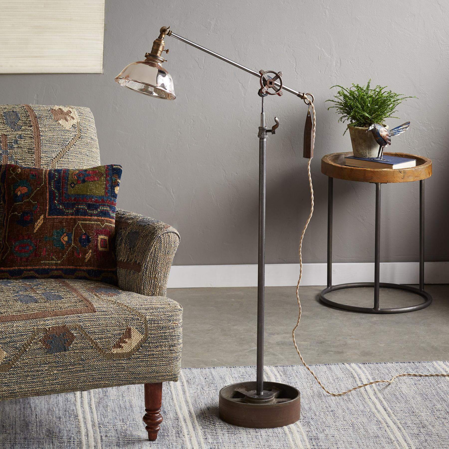 BENSON FLOOR LAMP: View 1