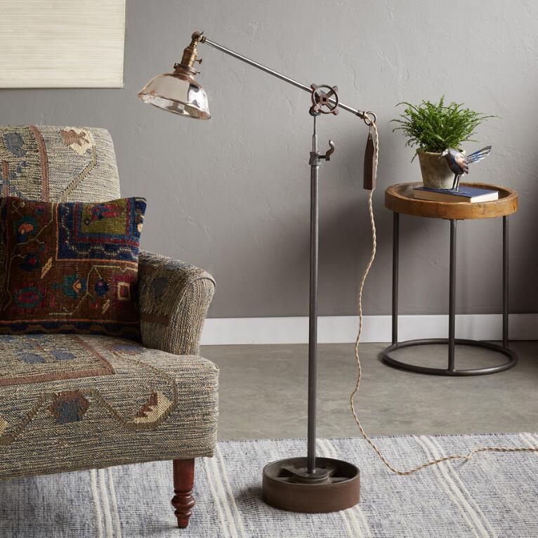 BENSON FLOOR LAMP