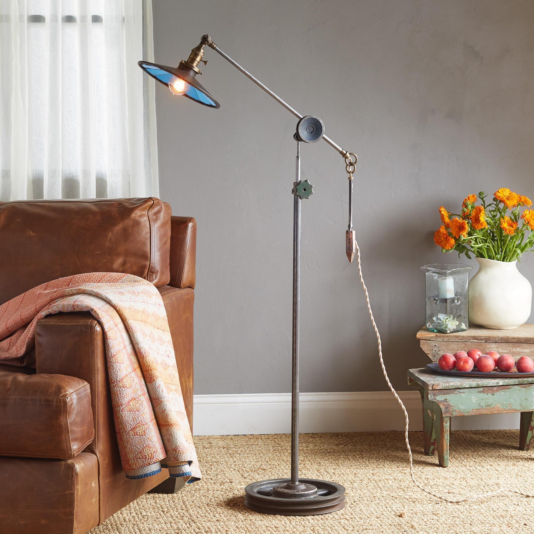 KEARNEY FLOOR LAMP: View 1