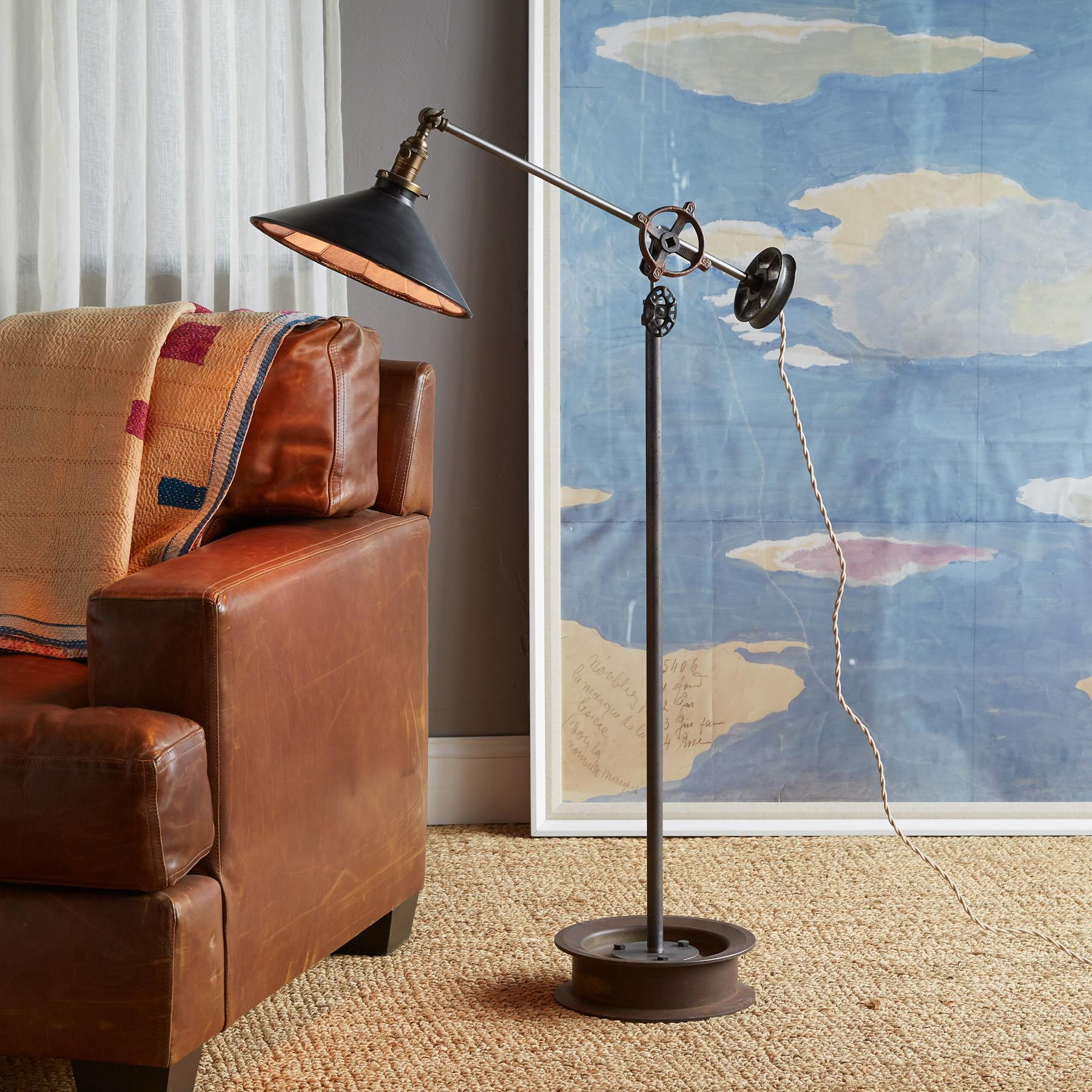 HASTINGS FLOOR LAMP: View 1