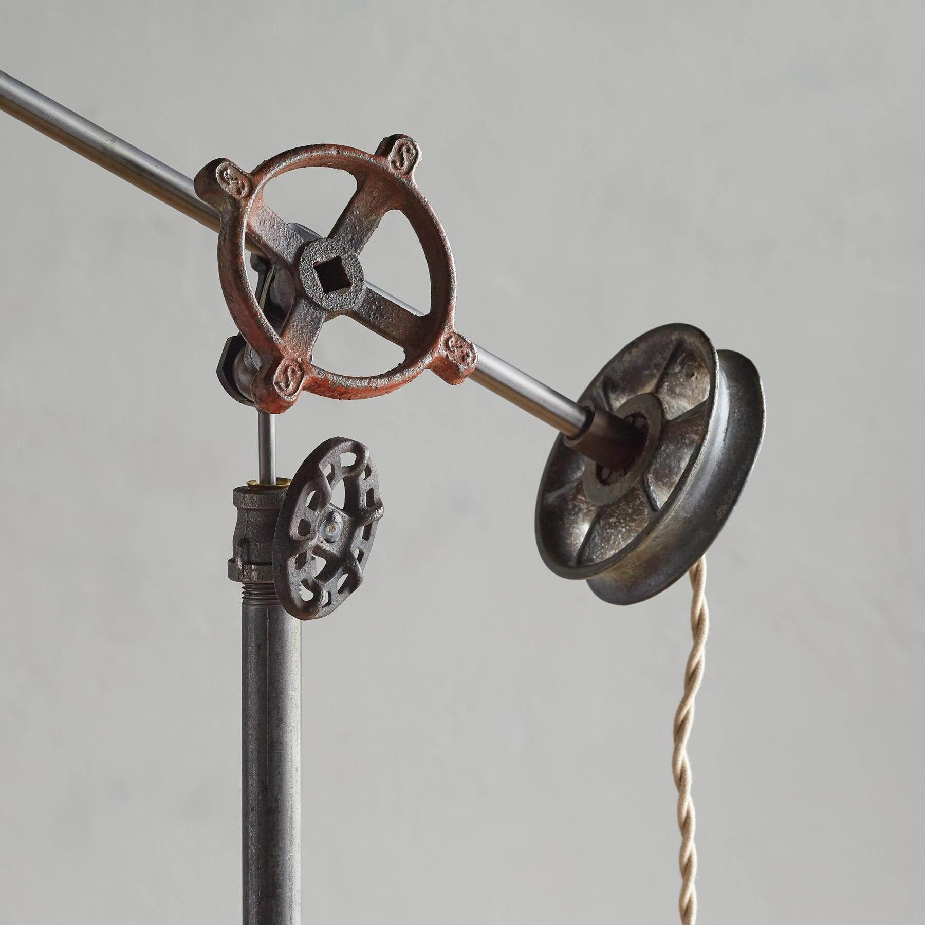 HASTINGS FLOOR LAMP: View 3
