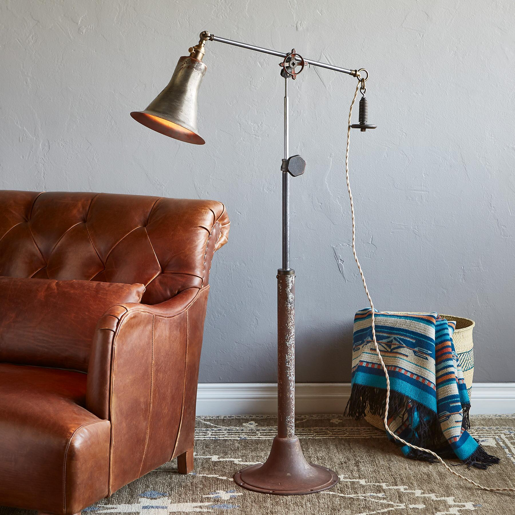 RALSTON FLOOR LAMP: View 1