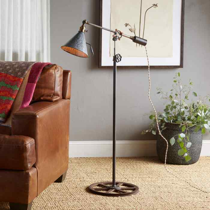 HAMBLIN FLOOR LAMP