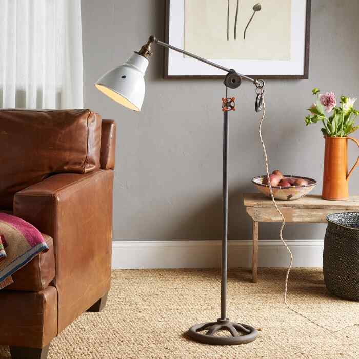 SUDBURY FLOOR LAMP