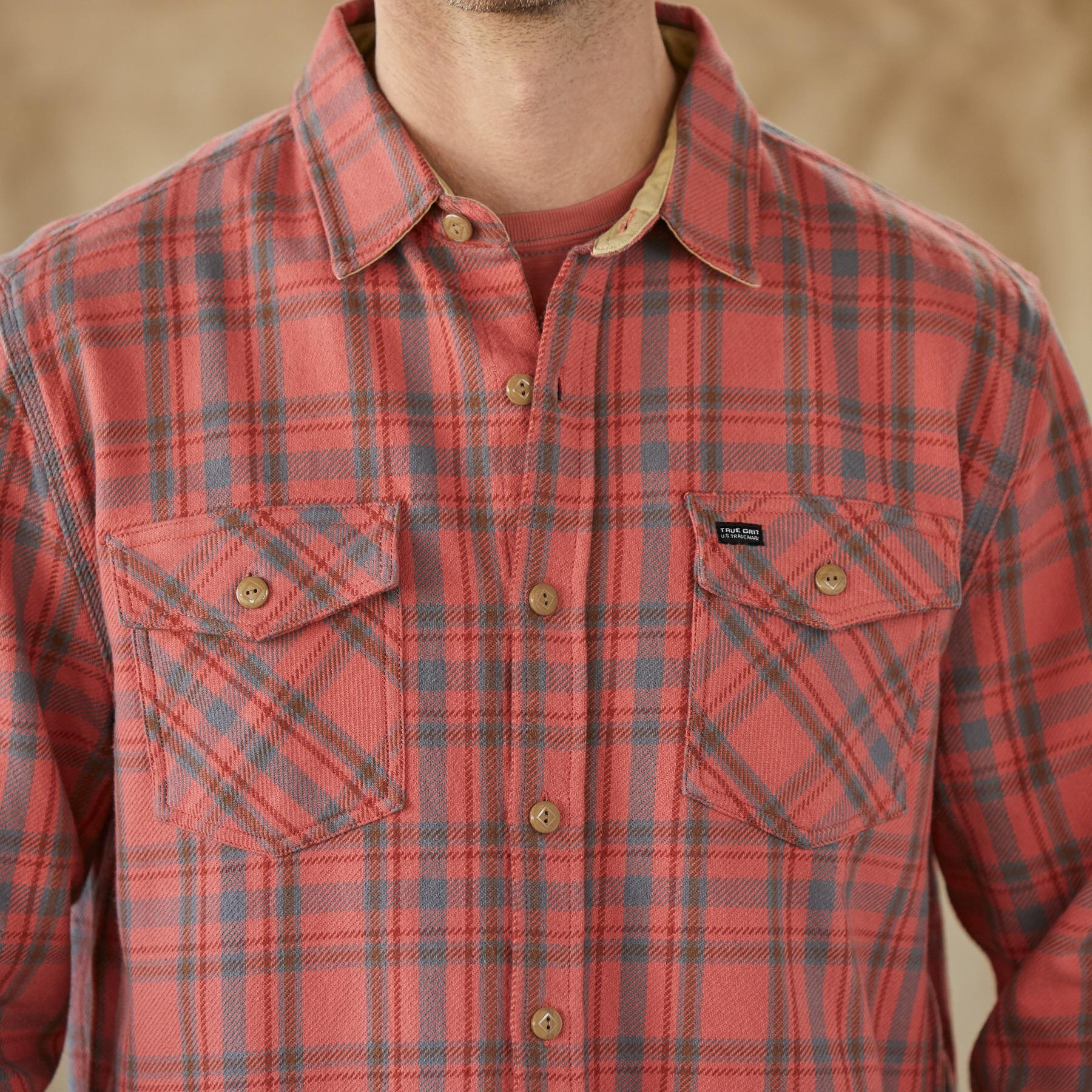 DODGE PLAID SHIRT: View 4