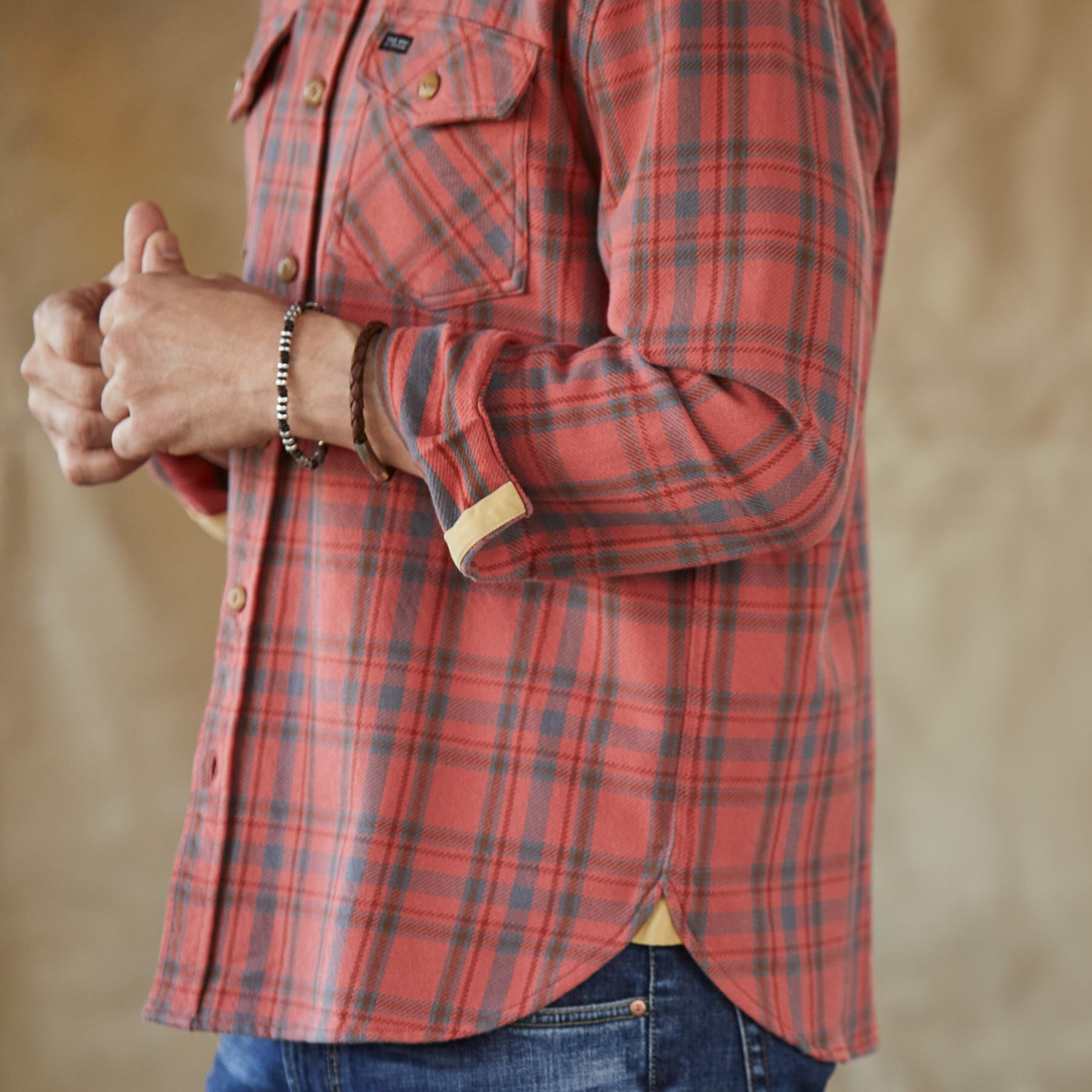DODGE PLAID SHIRT: View 5
