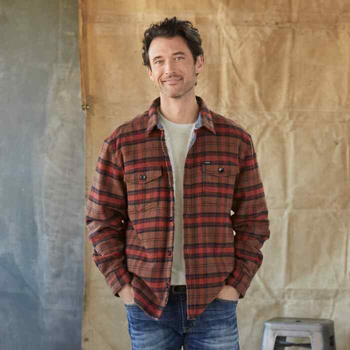 BRIDGER SHIRT JACKET