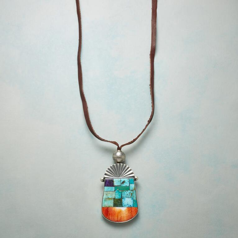 DESERT MOSAIC NECKLACE