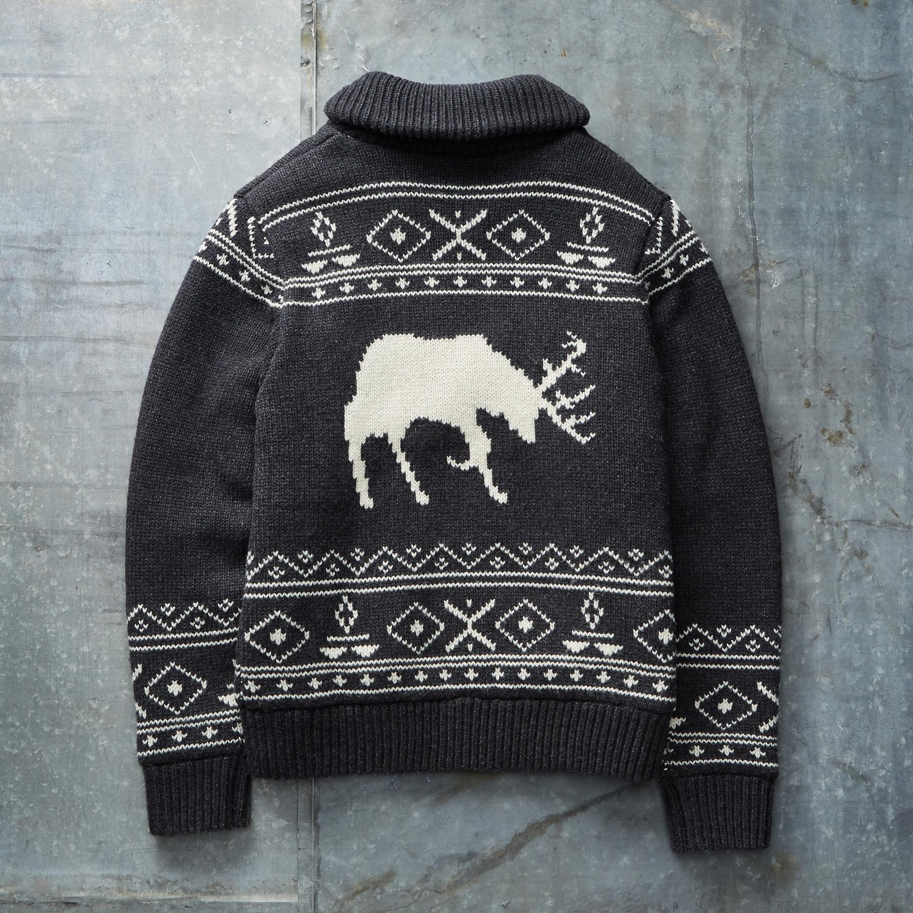 ELK MEADOWS SWEATER: View 3
