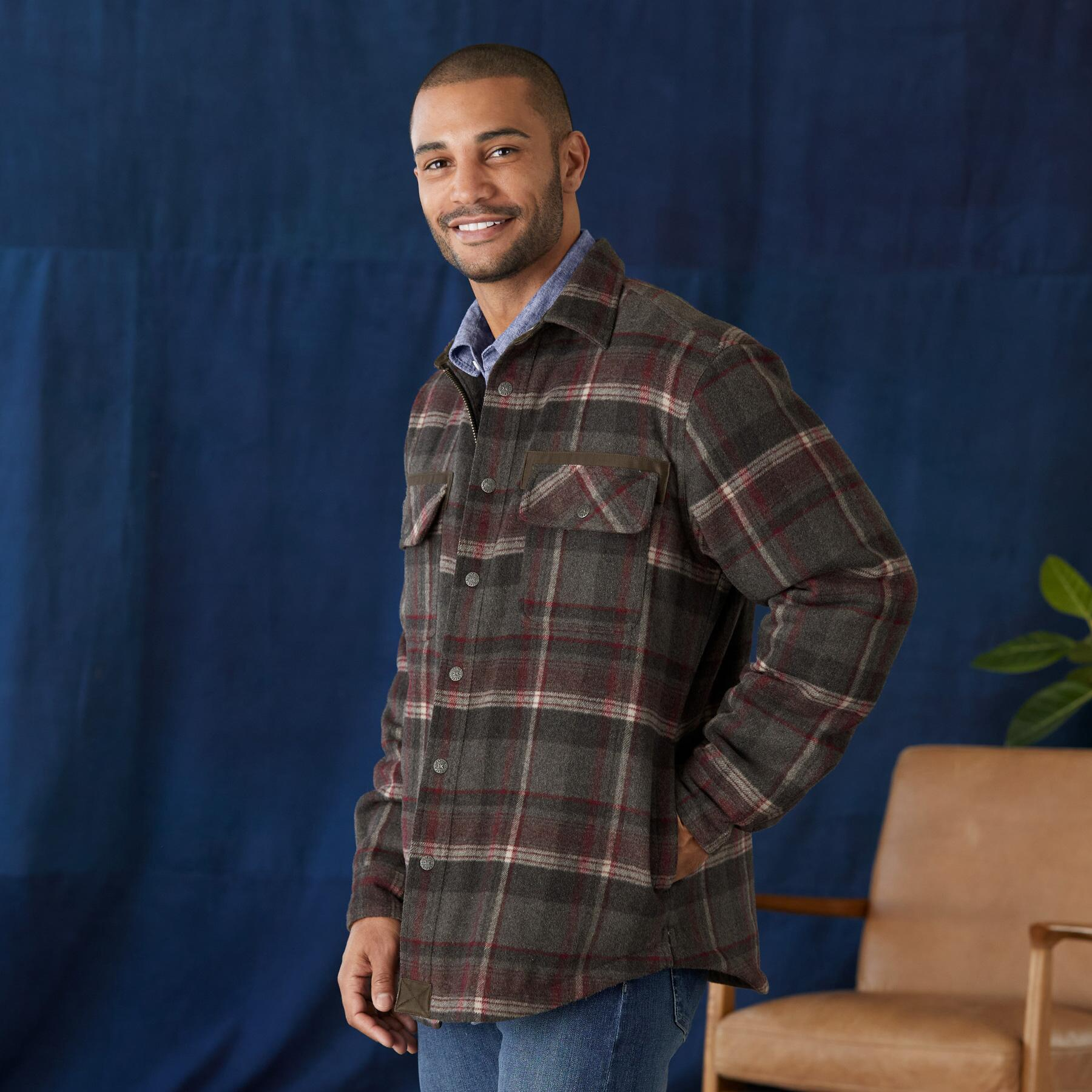 KODIAK SHIRT JACKET: View 2