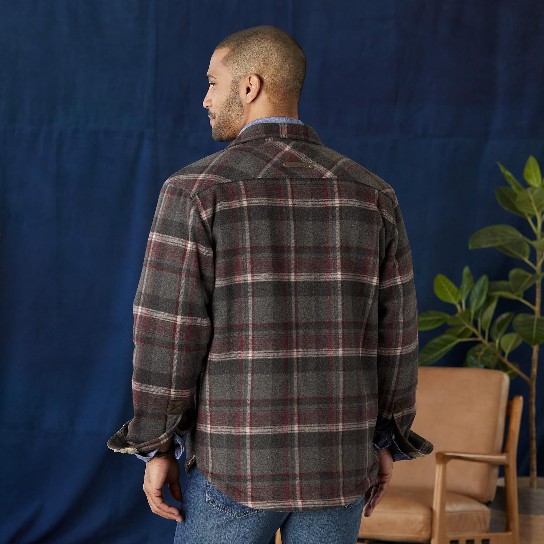 KODIAK SHIRT JACKET: View 3
