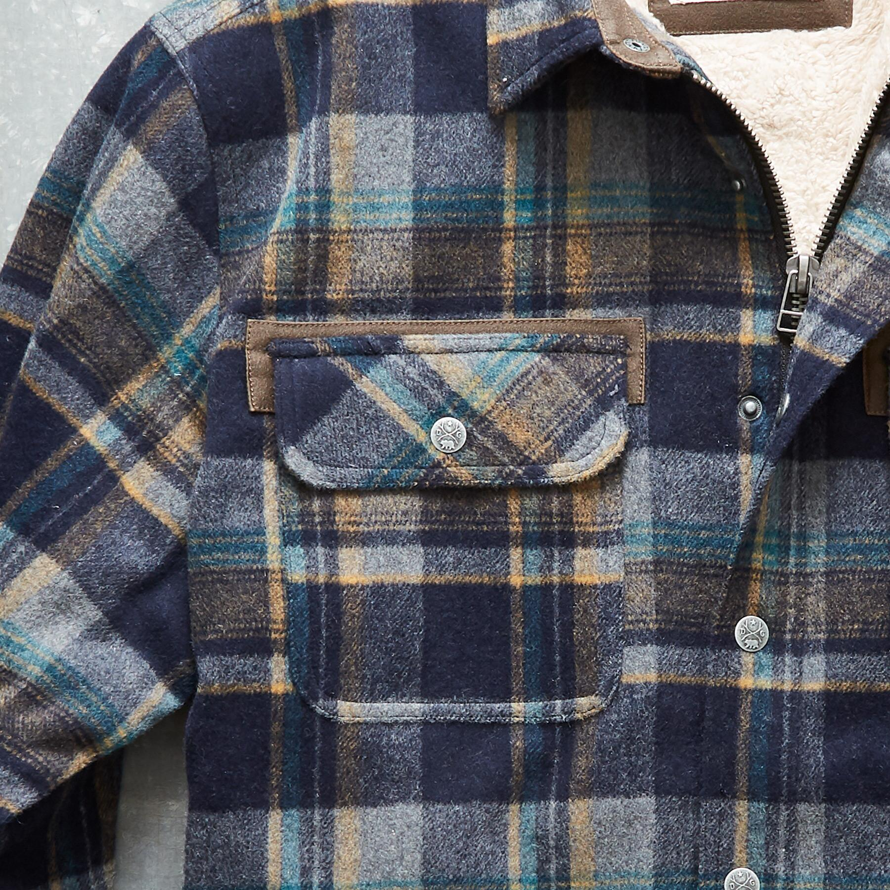 KODIAK SHIRT JACKET: View 4