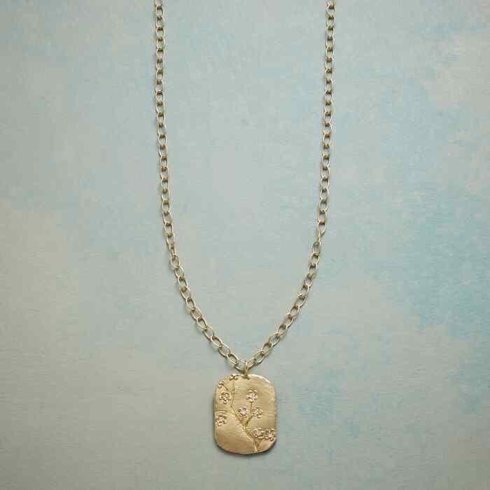 GROW AND PROSPER NECKLACE