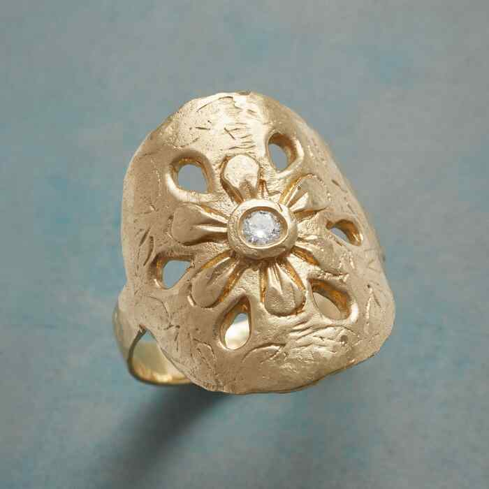 LOTUS ROOT RING