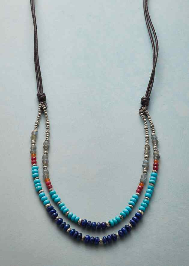 STREAMWAYS NECKLACE
