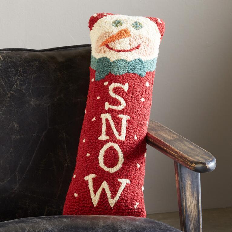SNOW BOLSTER
