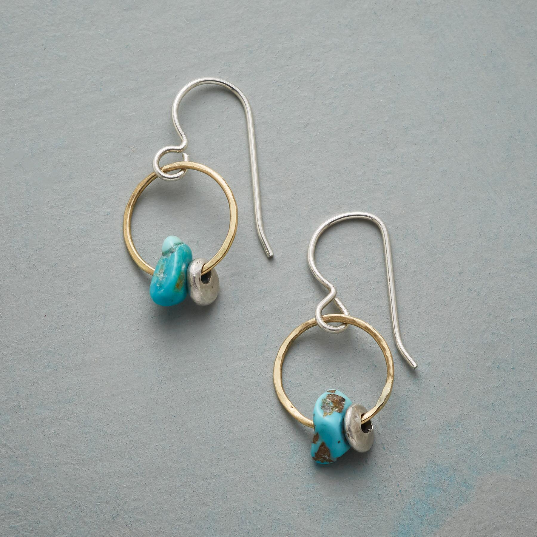 RING AROUND EARRINGS: View 1