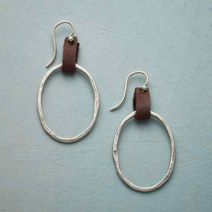 LOOPED EARRINGS
