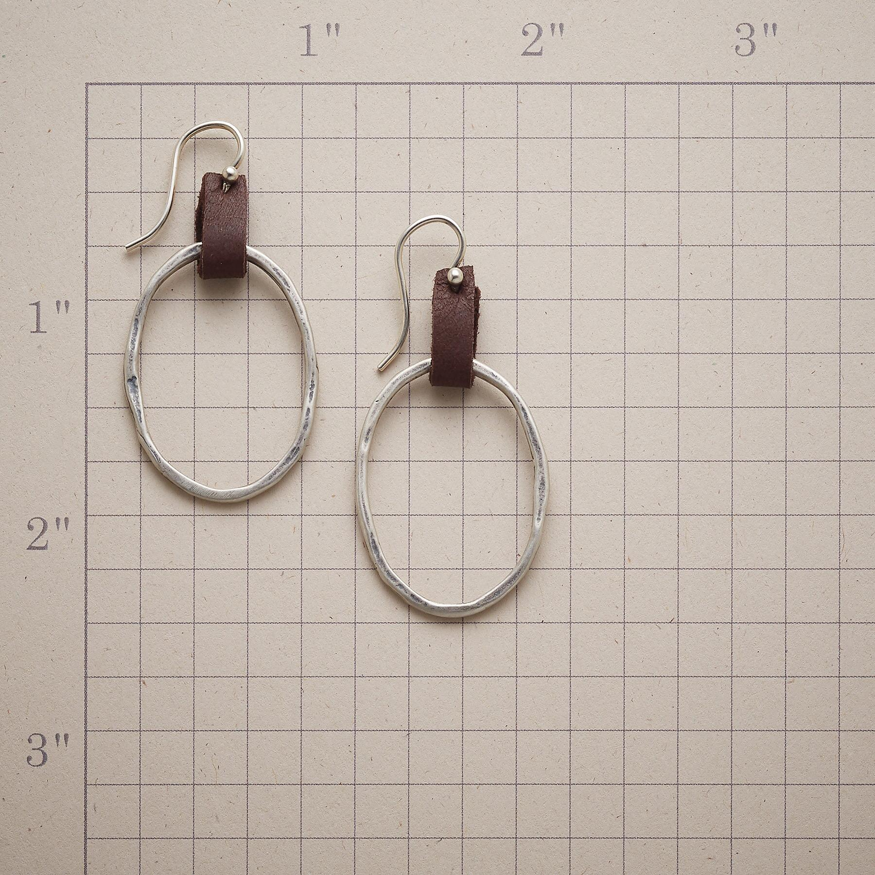 LOOPED EARRINGS: View 2
