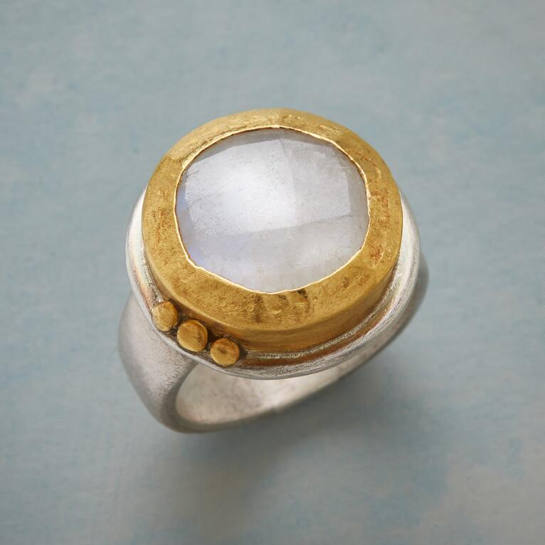 MAGIC OF MOONSTONE RING