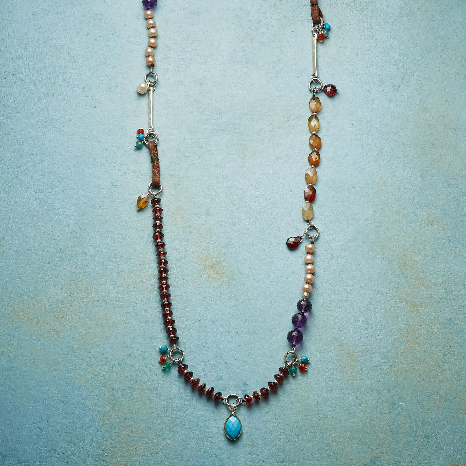 ALL WHO WANDER NECKLACE: View 1