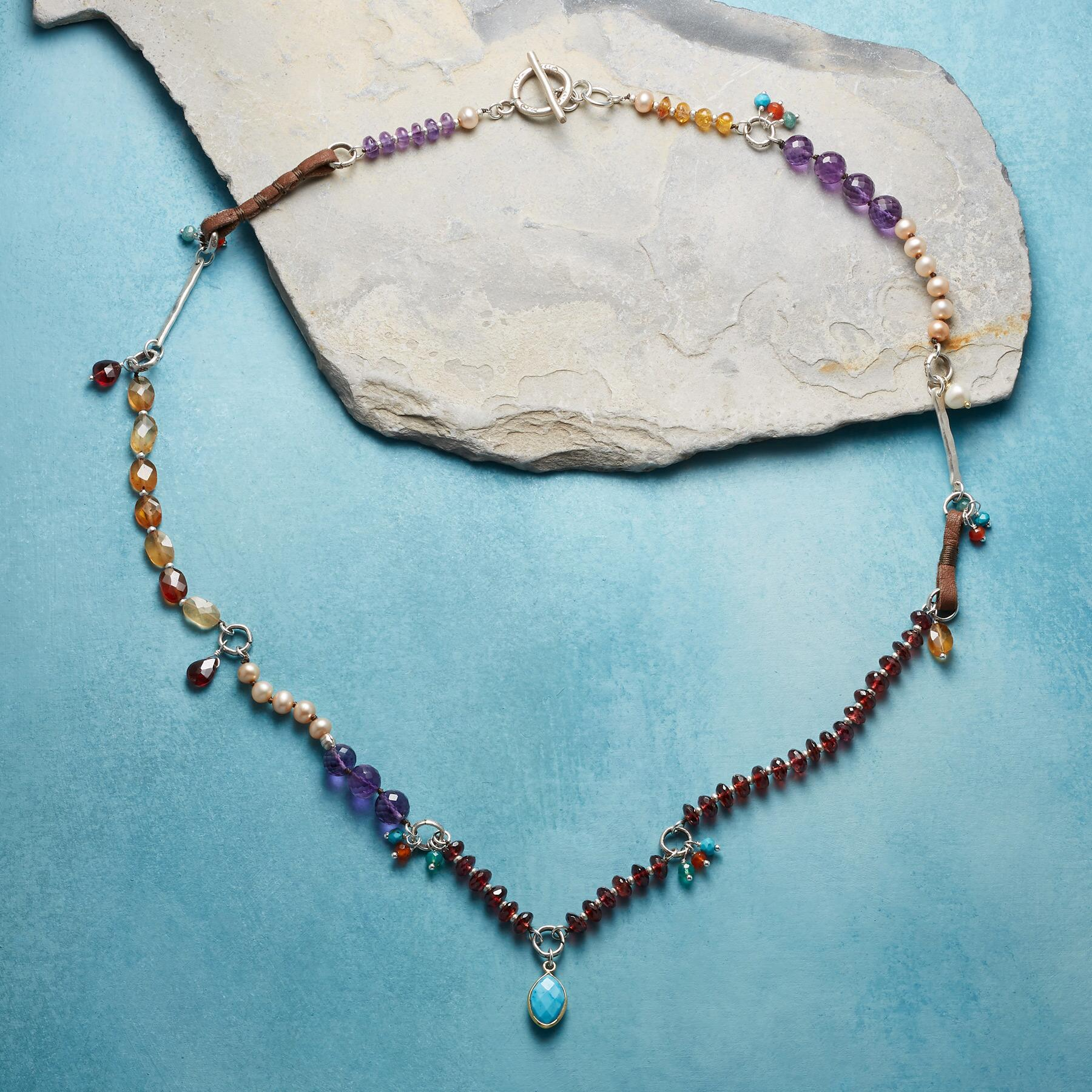 ALL WHO WANDER NECKLACE: View 2