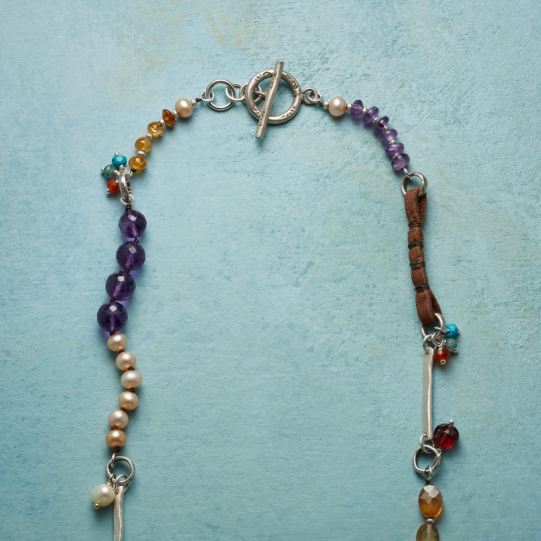 ALL WHO WANDER NECKLACE: View 3