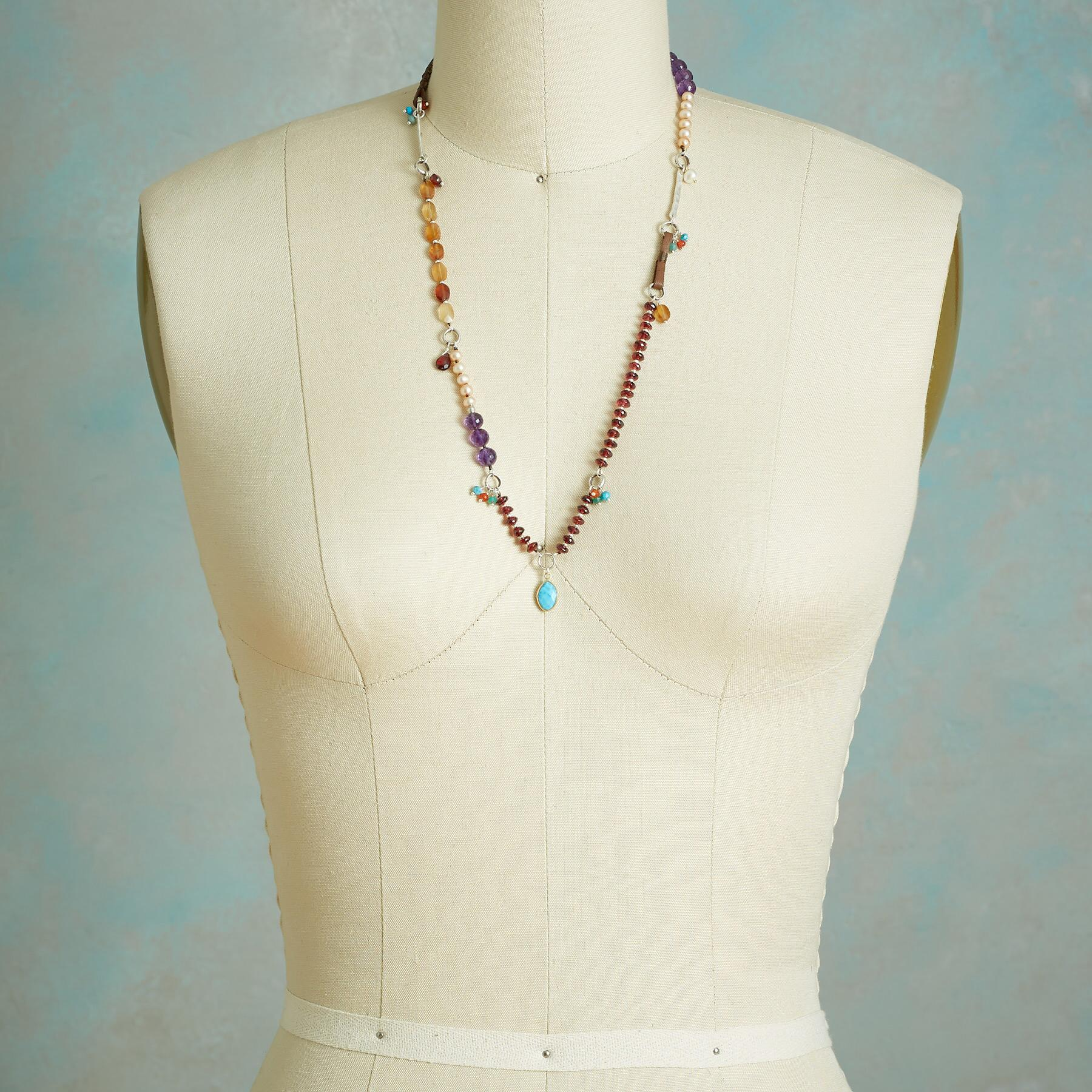 ALL WHO WANDER NECKLACE: View 4