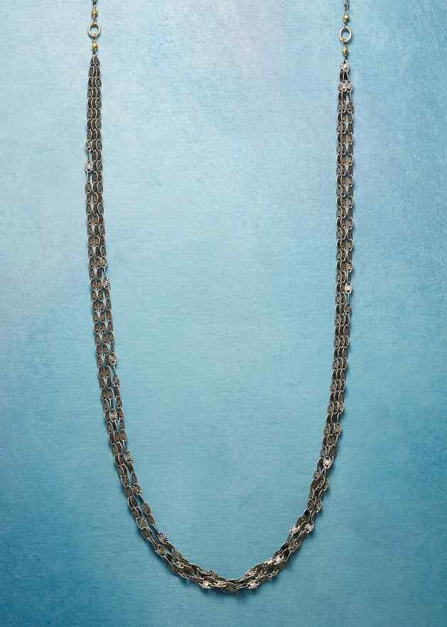 CHAIN OF DAYS NECKLACE
