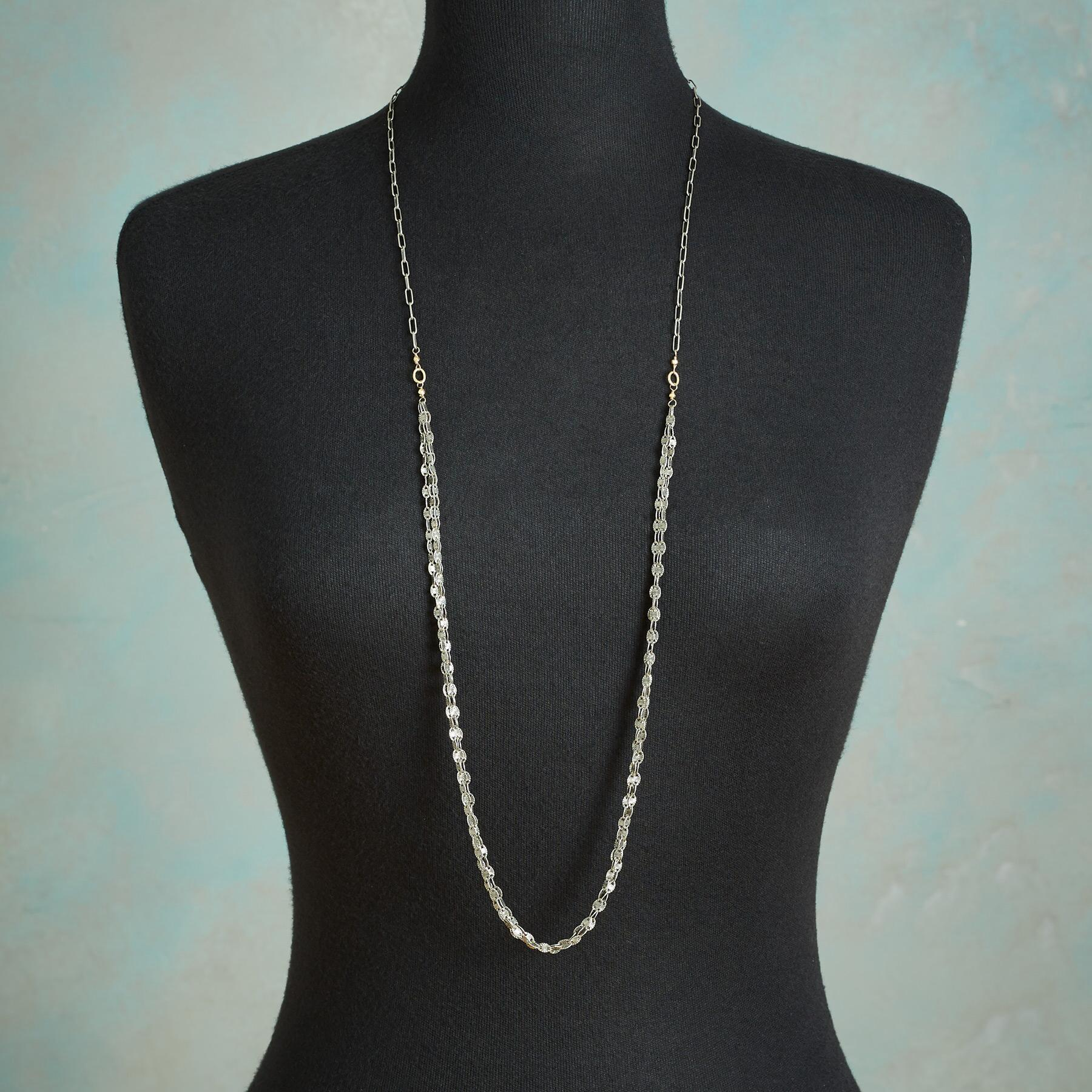 CHAIN OF DAYS NECKLACE: View 4