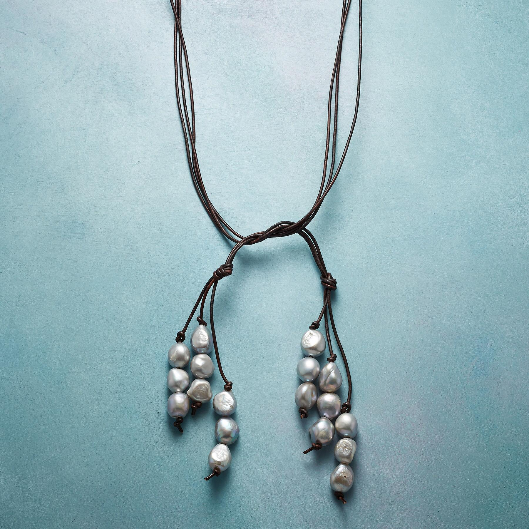 TENNESSEE WALTZ LARIAT NECKLACE: View 1