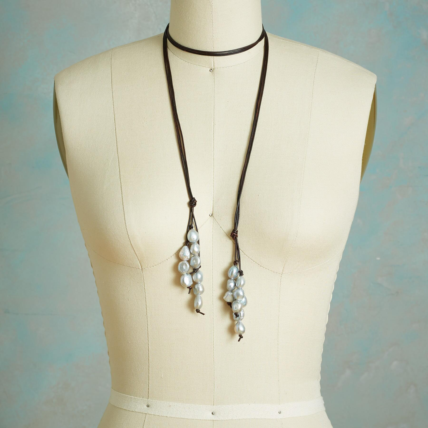 TENNESSEE WALTZ LARIAT NECKLACE: View 4