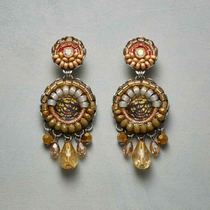 DESERT NIGHTS EARRINGS