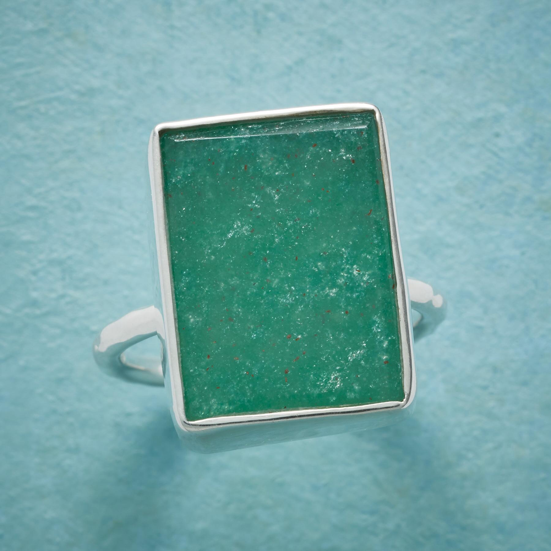 GREEN GLADE RING: View 1