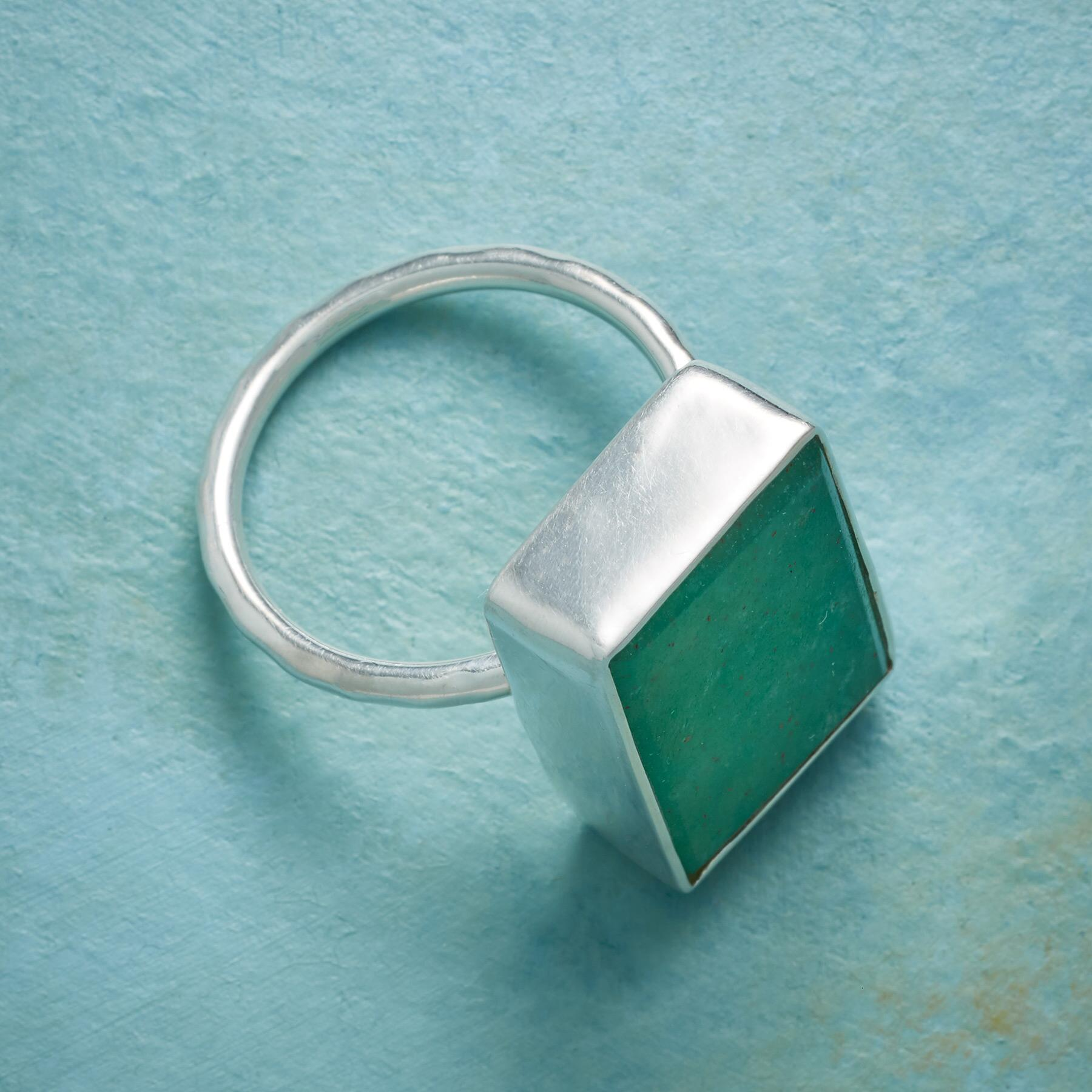 GREEN GLADE RING: View 2
