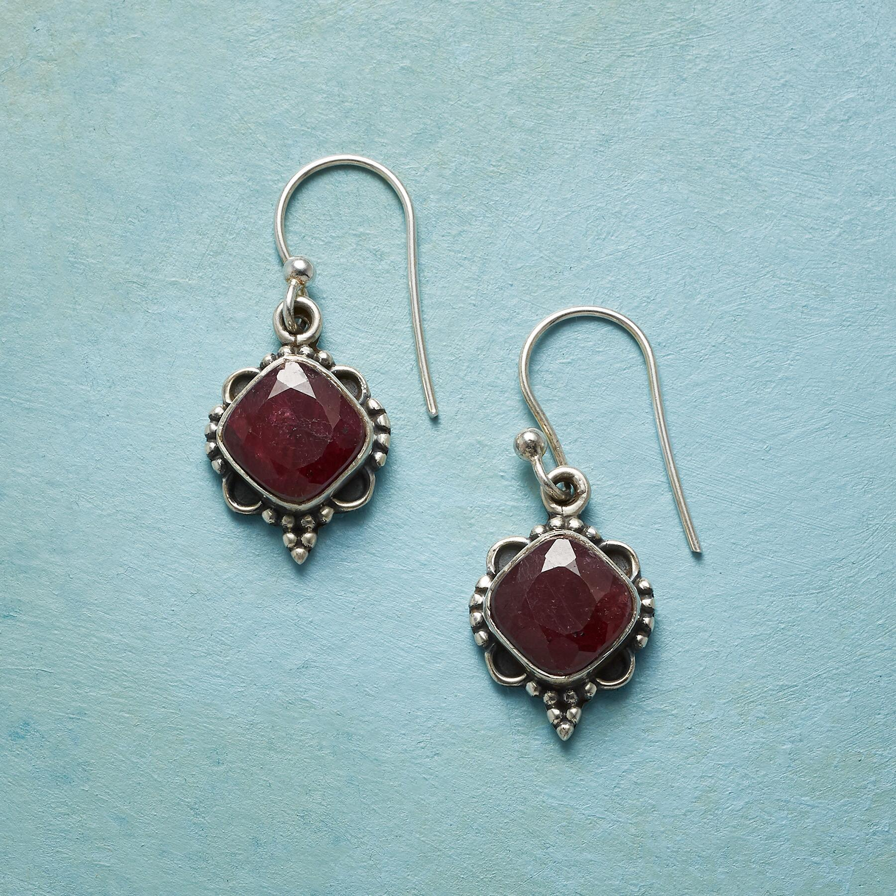 CHERRY ON TOP EARRINGS: View 1