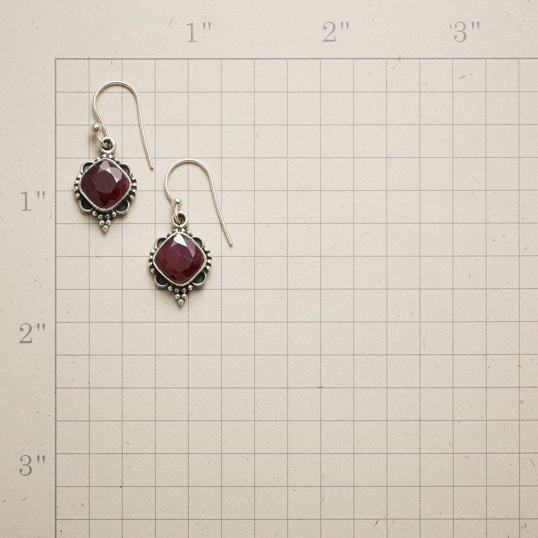 CHERRY ON TOP EARRINGS: View 2