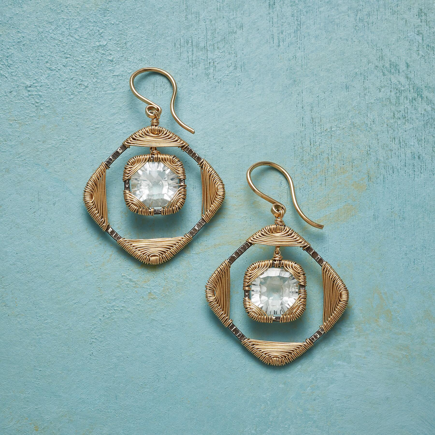 PERFECT LIGHT EARRINGS: View 1