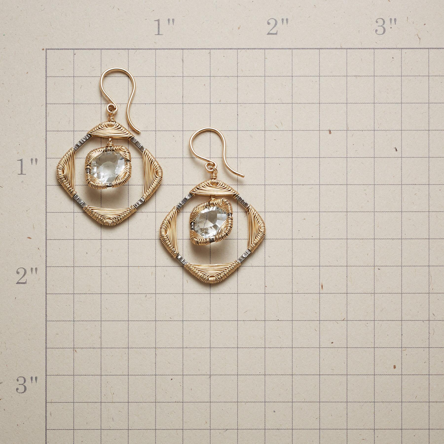 PERFECT LIGHT EARRINGS: View 2