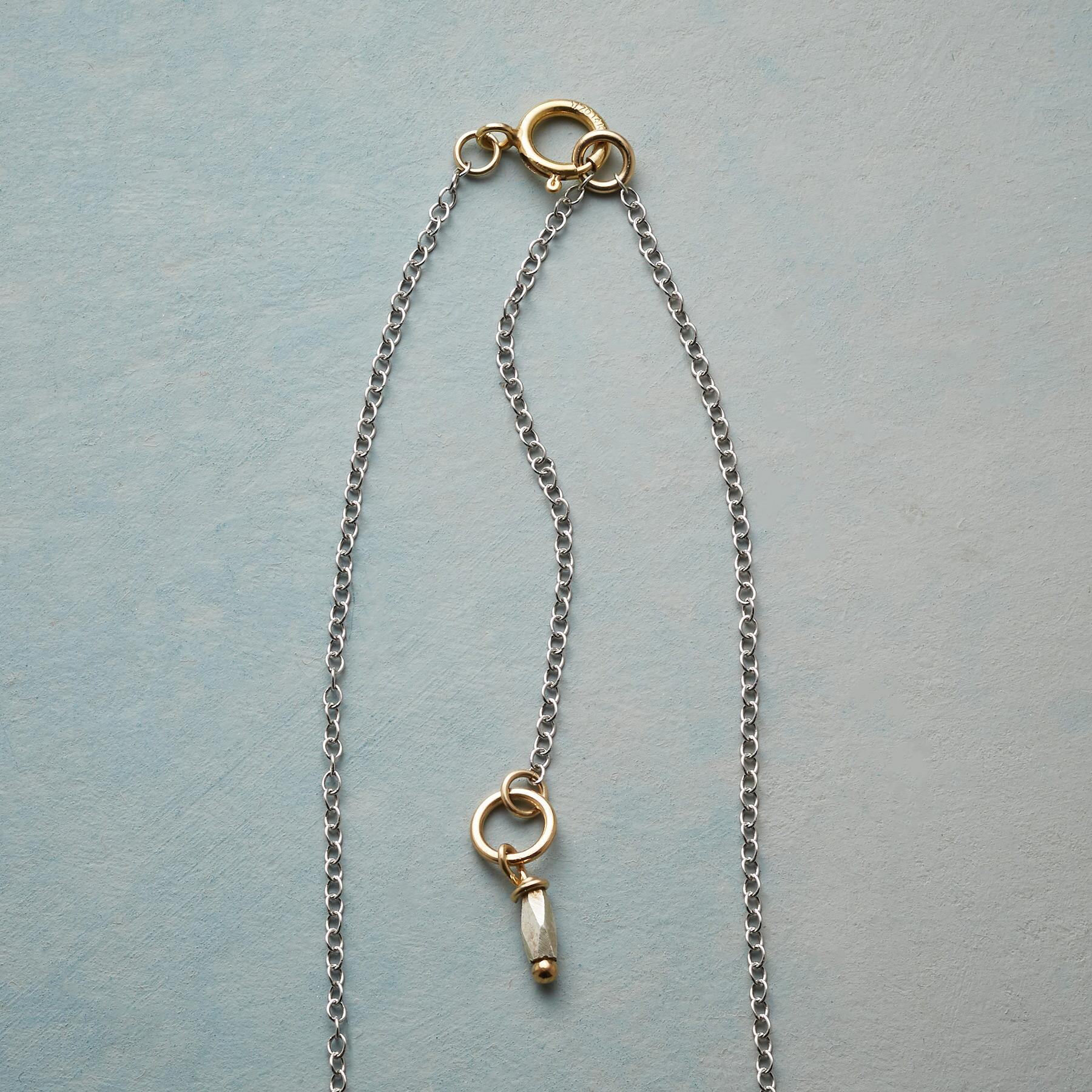 BIRTHSTONE TILE NECKLACE: View 3