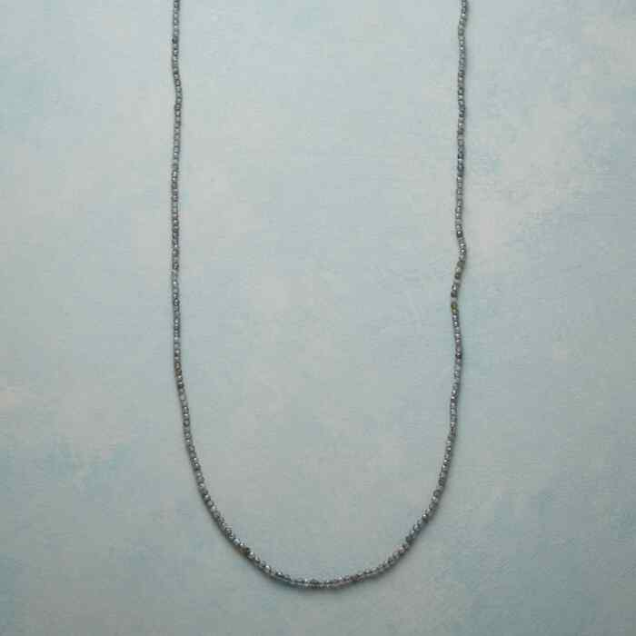 LINKS AND LABRADORITE NECKLACE