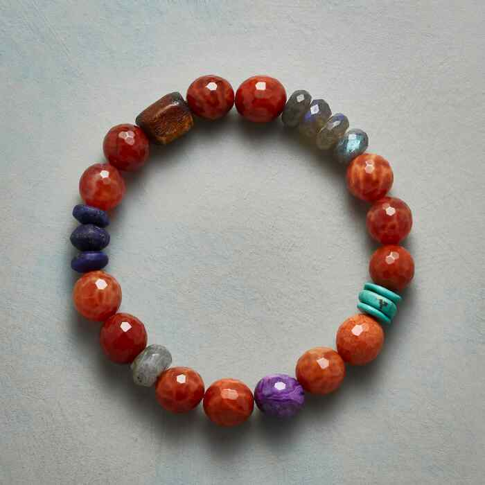 RED ROCK SUNSET BRACELET
