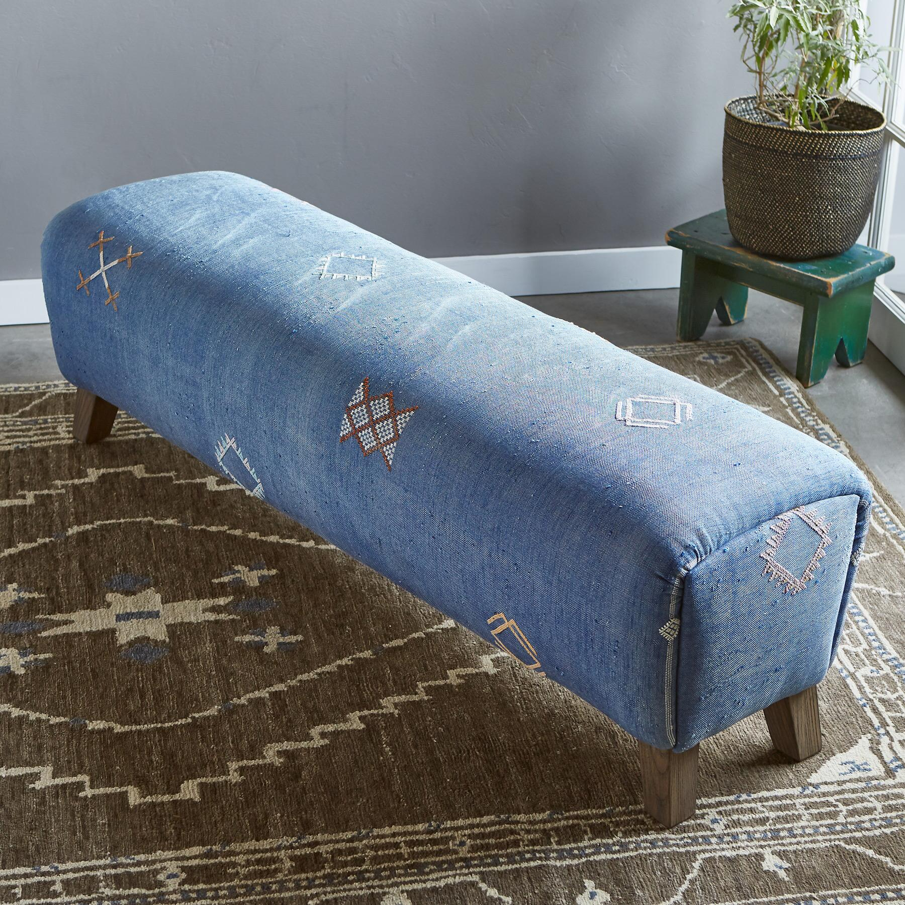 NABIL MOROCCAN BENCH: View 2