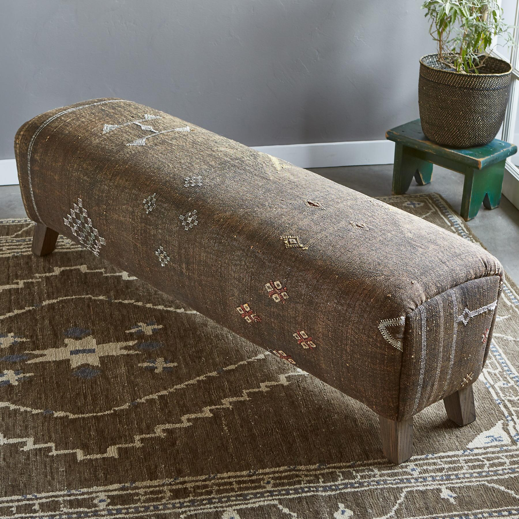 RAYAN MOROCCAN BENCH: View 2