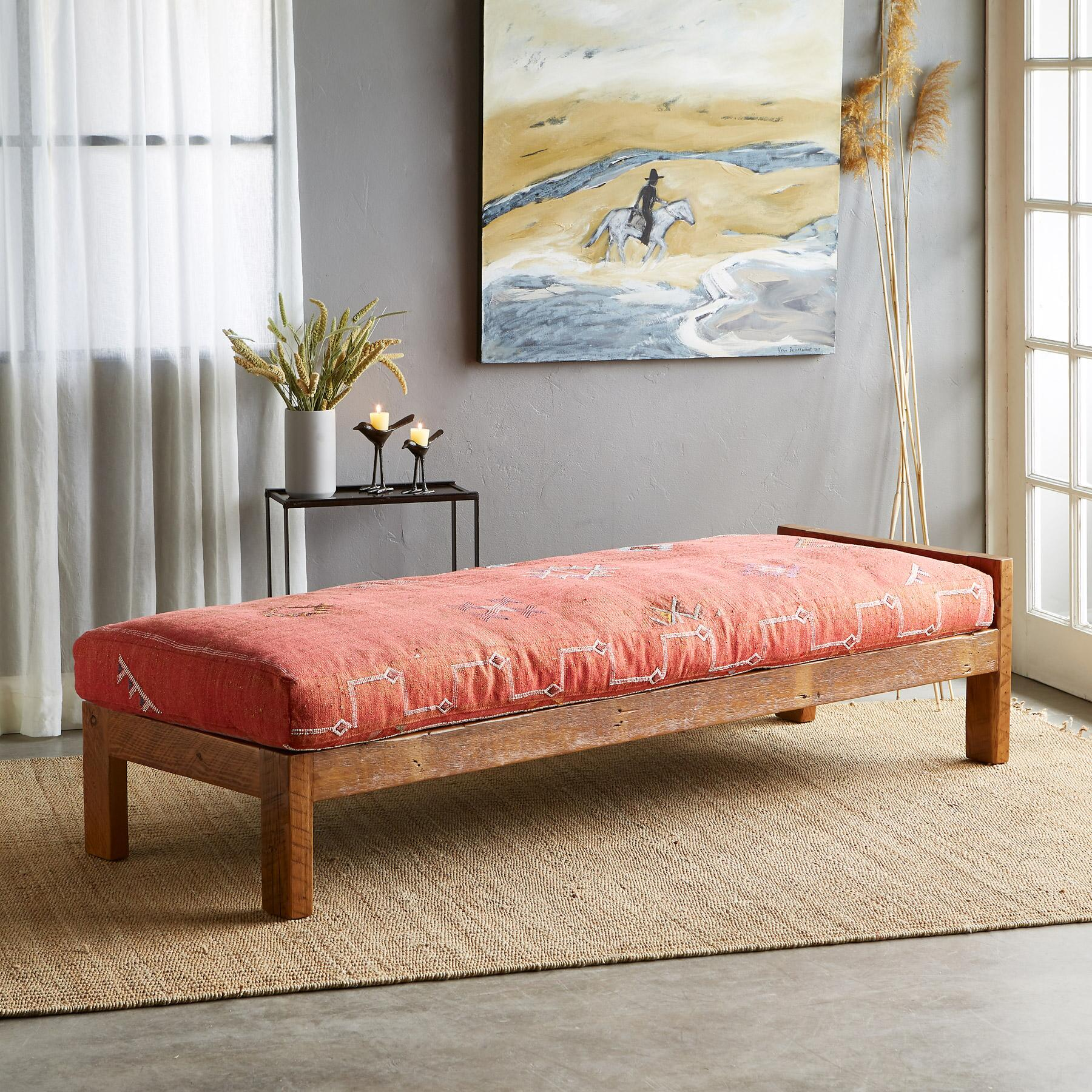 RAFIK MOROCCAN DAY BED: View 1
