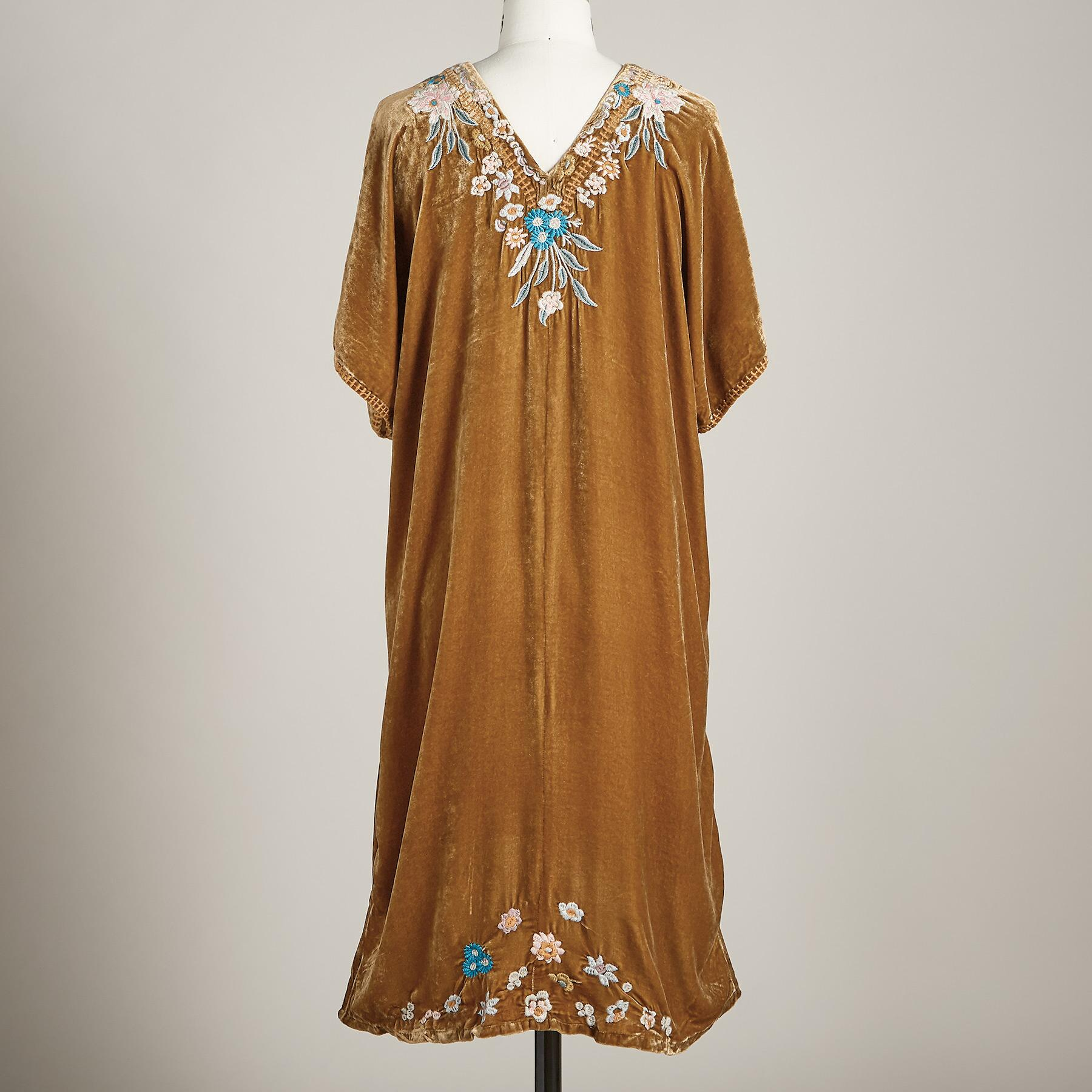SERAFINA KAFTAN DRESS: View 3